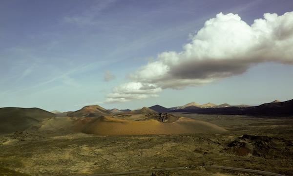 Parque Natural del Timanfaya