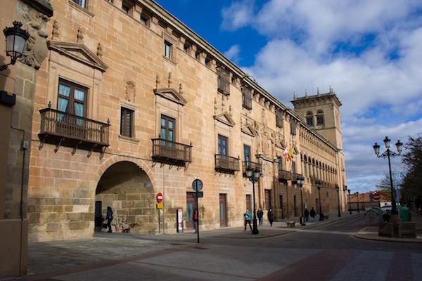 Palacio de los Condes de Gómara de Soria