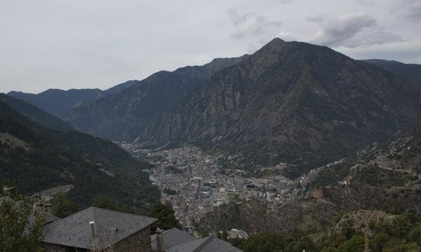 Andorra, el País dels Pirineus - Versión 2