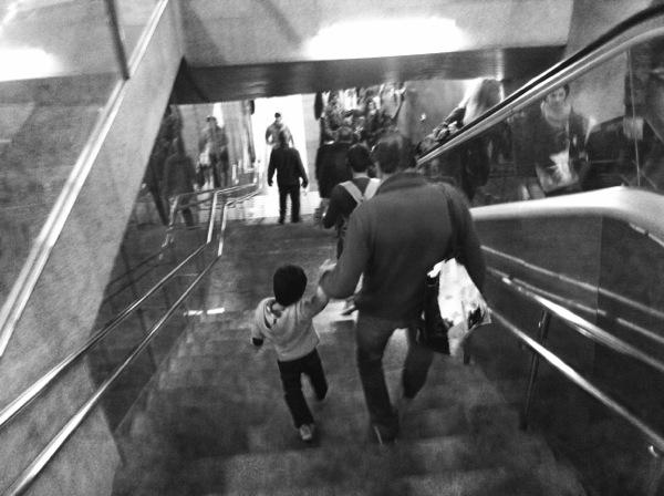 Baixant les escales - Versión 2