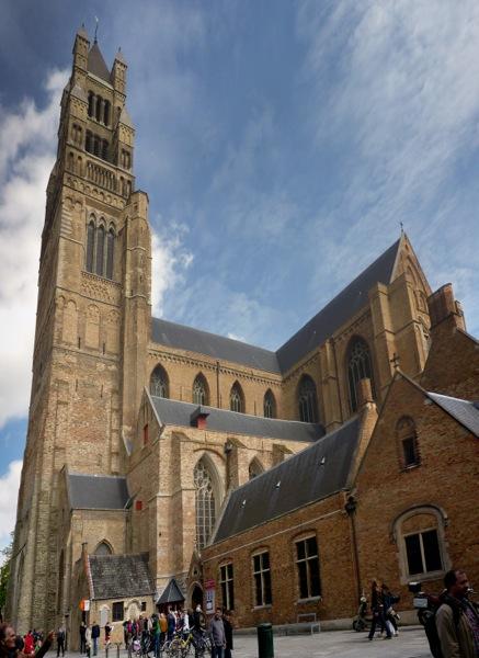 Catedral de Sant Salvador de Bruges