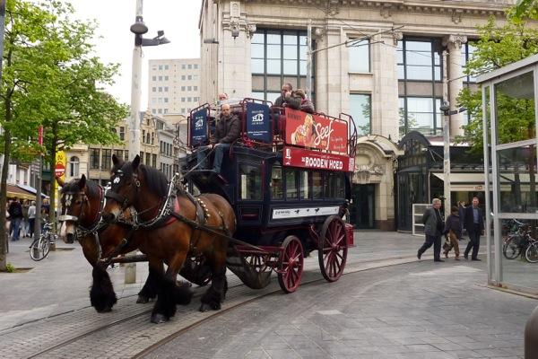 Cavalls per Anvers