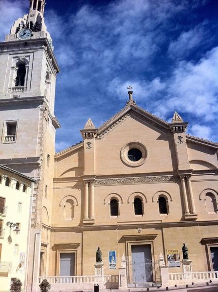Col·legiata de Santa Maria de Xàtiva