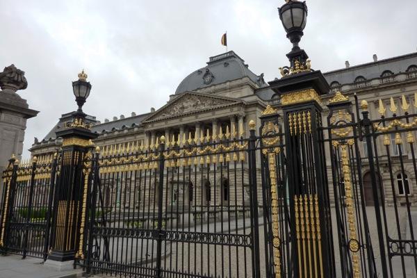 Palau Reial de Brusel·les