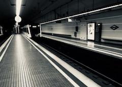 Estación de ferrocarriles de La Bonanova