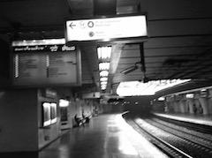 Estación de París-Montparnasse (Francia)