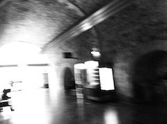 Estación de tren de Nimes