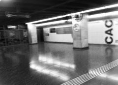 Estación ferrocariles Plaza España
