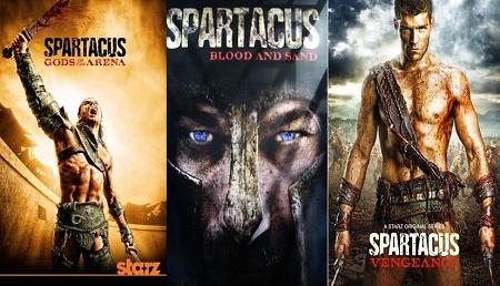 Spartacus - El Maky