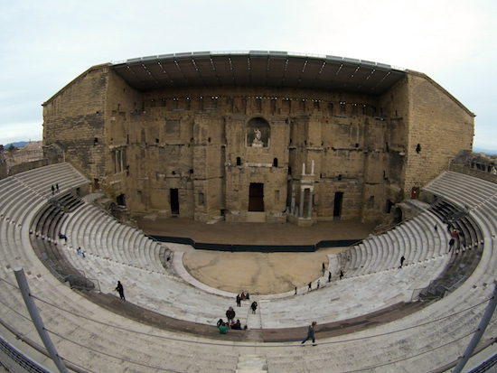 Templo romano de Orange
