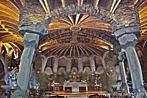 cripta gaudi (hdr)